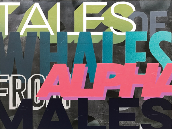 Tales Of Whales From Alpha Males